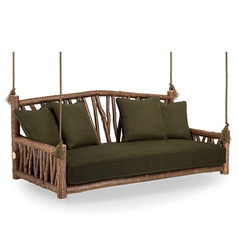 hanging day bed rustic hanging daybed 4519 hanging bed 4520