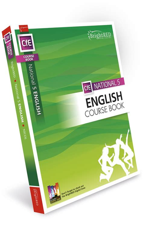 national 5 english practice 000750487x brightred publishing national 5 english course book