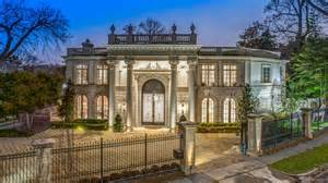 homes for in washington dc 16 5 million newly listed beaux arts style mansion in