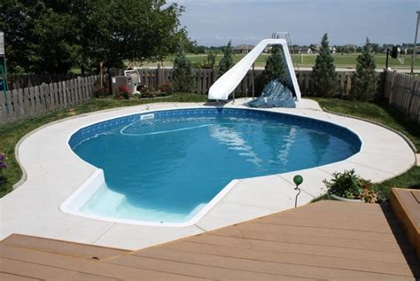 of home pool slides backyard design ideas