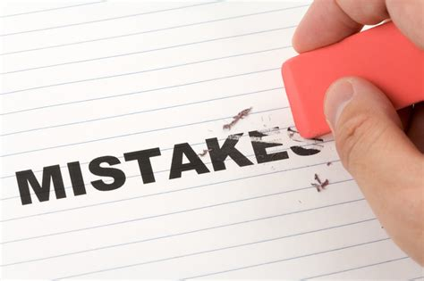 how to date a common mistake that s commit in winning a books 5 rookie app mistakes and why to erase them