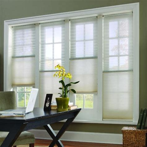 Shade Blinds Sheer New Cellular Shades With Trilight The