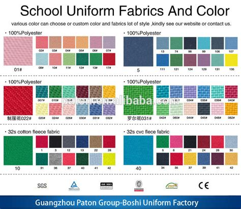 school colors new design colors school uniforms vest buy school