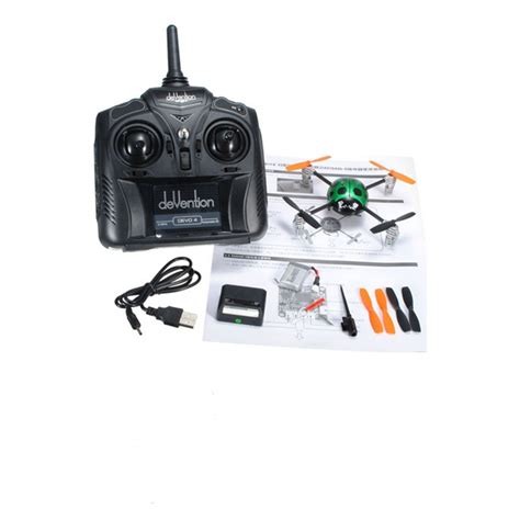 walkera ladybird v2 qr fpv quadcopter 4ch rc drone bnf