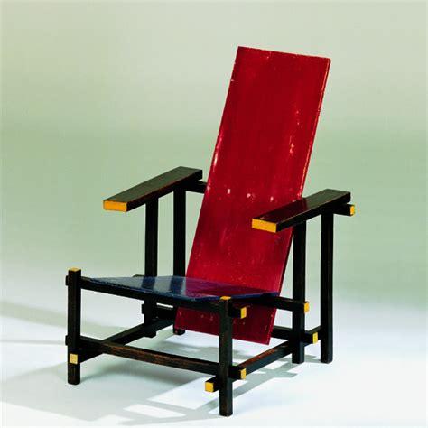 Rijksmuseum Floor Plan rood blauwe stoel gerrit rietveld designstoelen org