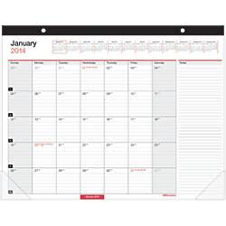 office depot desk calendar search results for large desk calendar 2014 calendar 2015
