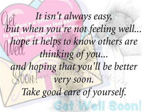 Get Well Soon Quotes To by Get Well Soon Quotes Wishes Messages Cards