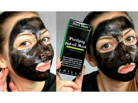 Shills Black Mask Cleansing 100 Original 2 shills cleansing black mask 2pk sales we the best daily deals