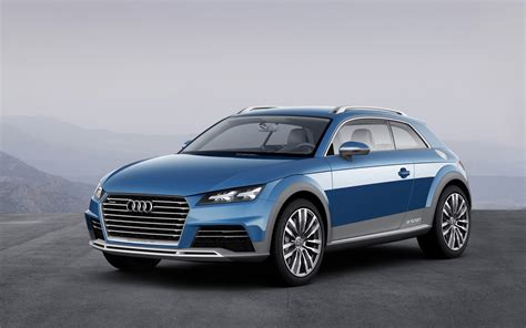 audi allroad shooting brake concept wallpaper hd