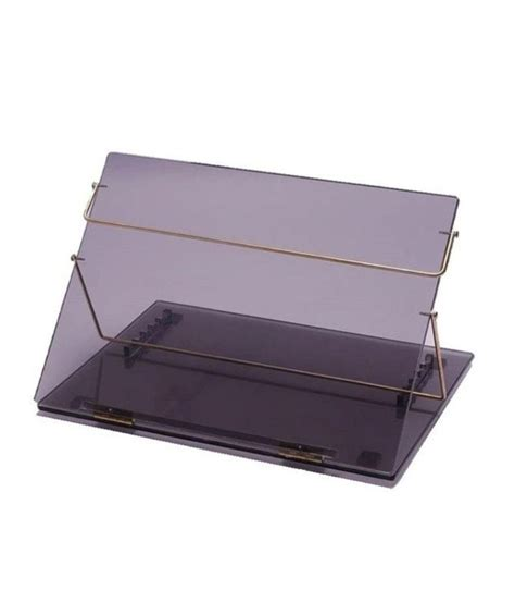 rasper acrylic table top elevator writing desk big size