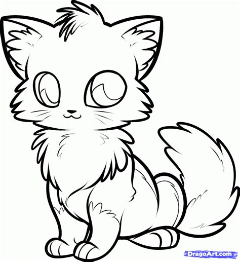 pretty drawings to draw anime animal drawings how to draw an anime fox