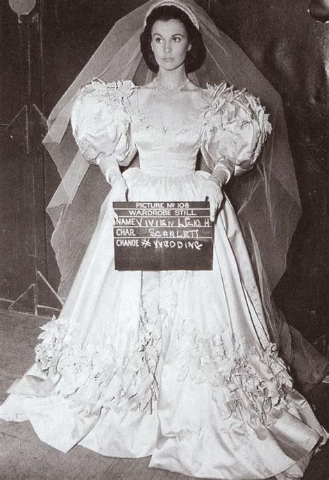 The Wedding Wardrobe by Vivien Leigh September 2014