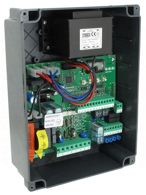portail electrique 265 electronique de gestion gibidi ba230 265 00