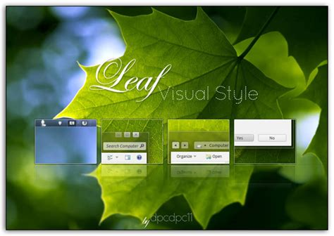 free download themes for windows 7 nature top 30 windows 7 themes clean visual styles