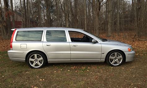 how cars run 1999 volvo v70 parking system cheap swede speed the 1998 2007 volvo v70 r ebay motors blog