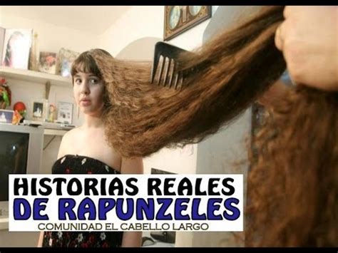 la chica del pelo 1537468642 la ni 209 a con el pelo m 193 s largo del mundo record guinness long hair youtube