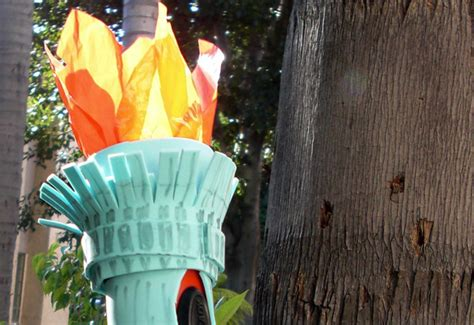 How Do You Make Flash Paper - how to make a diy statue of liberty costume