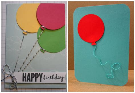 how to make a easy birthday card home design easy handmade greeting card a best hobby for