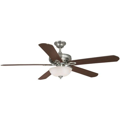 60 white ceiling fan hton bay industrial 60 in white energy star ceiling