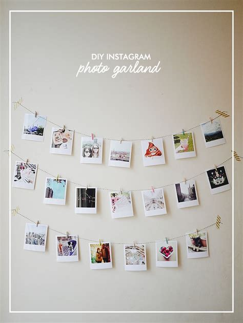 String On Wall - 25 best ideas about photo string on hanging