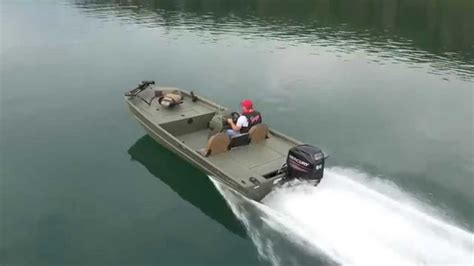 where are ranger aluminum boats made 2015 ranger 1760 side console aluminum jon boat youtube