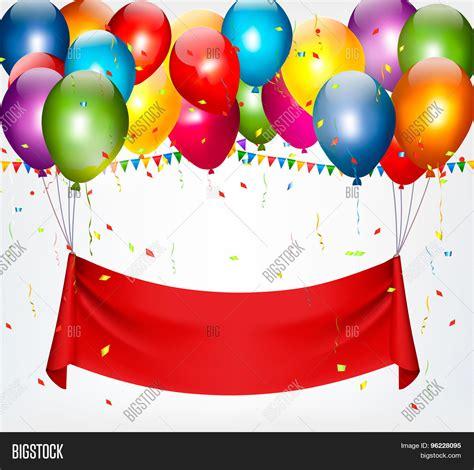happy birthday banner design vector free download happy birthday banner background vector photo bigstock