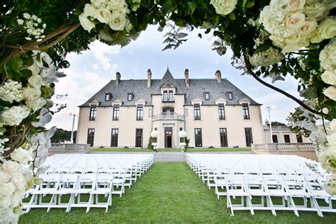 castle wedding venues in new 2 oheka castle with garden setting wedding venue in ny