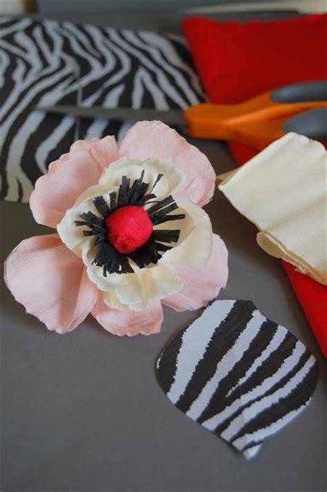 paper poppy flower tutorial tutorial whimsical paper flowers poppy how to make diy