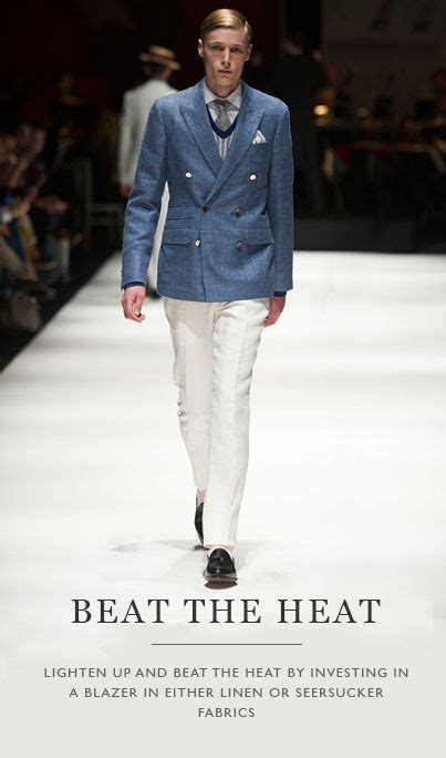 Clothes To Beat The Heat by 10 Best Hackett Zomertips Images On Dapper