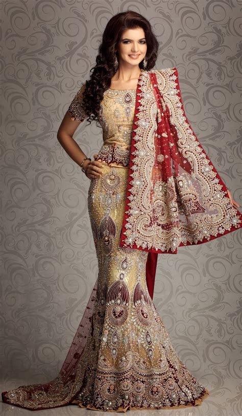 fish tail bridal lehenga choli bridal lehenga choli dress lehenga pk indian bride dress idea and inspiration