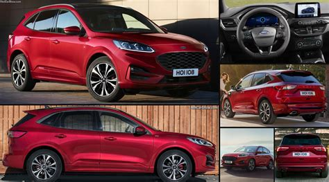 ford kuga new 2020 ford kuga 2020 pictures information specs