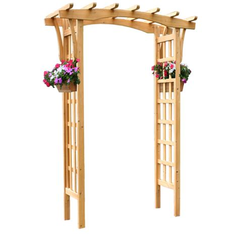 Lowe S Wedding Arch by Wood Arbors At Lowes Pdf Plans