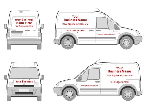 sign writing templates vehicle graphics kall kwik cambridge