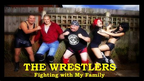 with my the wrestlers fighting with my family documentary hd how made it to