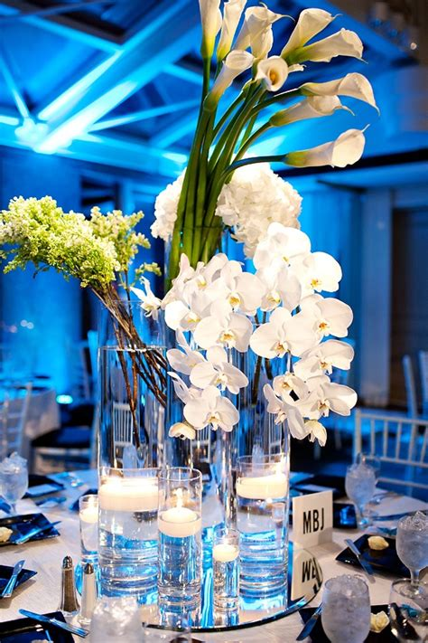 Fabulous White On White Centerpieces Modern For Your Snowflake Centerpieces Wedding Receptions
