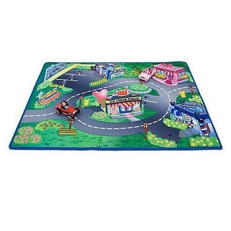Disney Store Cars Play Mat - us disney store mickey minnie limited play mat minnie