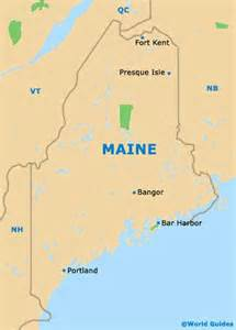 us map maine maps us map maine