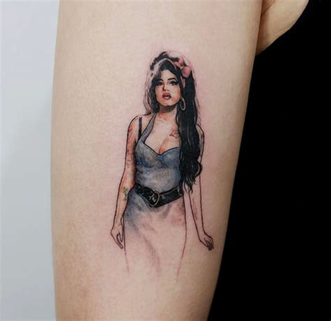 amy winehouse best tattoo design ideas