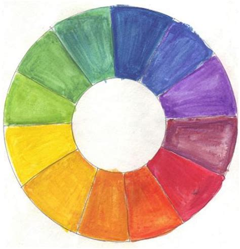 creating a color wheel bell