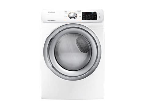 samsung dryer dv5300 7 5 cf gas fl dryer w steam dryers dvg45n5300w a3 samsung us
