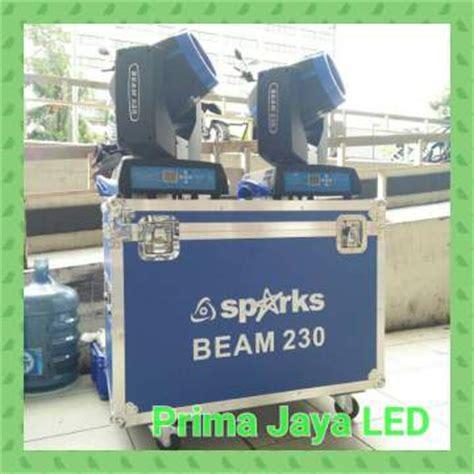 Jual Lu Sorot Cikarang beam 230 spark blue box prima jaya led