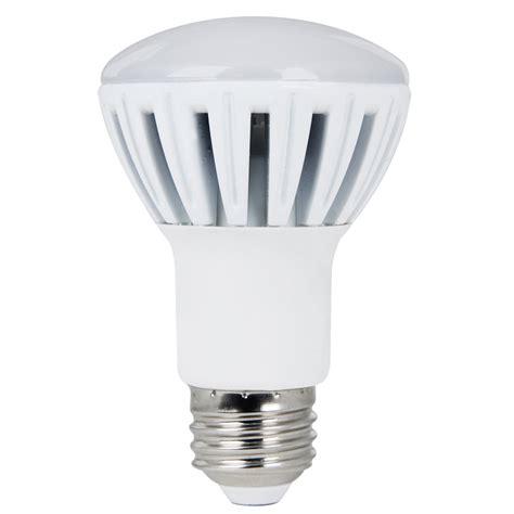 Utilitech Led Light Bulbs Shop Utilitech 10 Watt 75w Equivalent R20 Medium Base E 26 Soft White Dimmable Led Flood