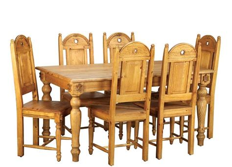 Wooden Dining Table Chairs The History Of Wood Dining Roomtables