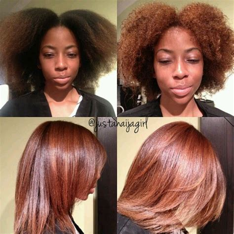 hairstyles for straight hair without heat flat ironed natural hair cute but using heat can cause