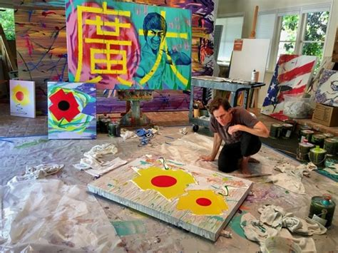 painting now jim carrey spent the last six years painting now see what the actor turned artist has created