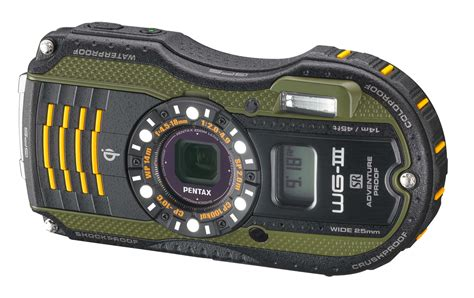 pentax rugged pentax announces the wg 3 and wg 3 gps rugged digital cameras slashgear