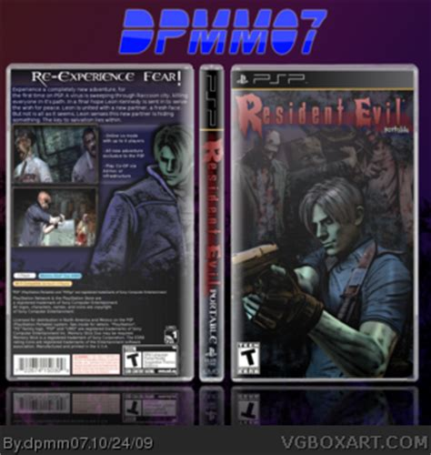 theme psp resident evil tech information october 2016