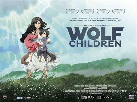 anime film wolves wolf children anime movie review by hjcg214 on deviantart