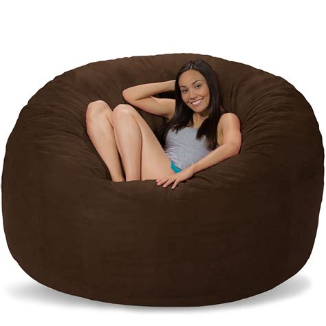 large bean bag chairs oversized bean bags  comfy  comfy sacks