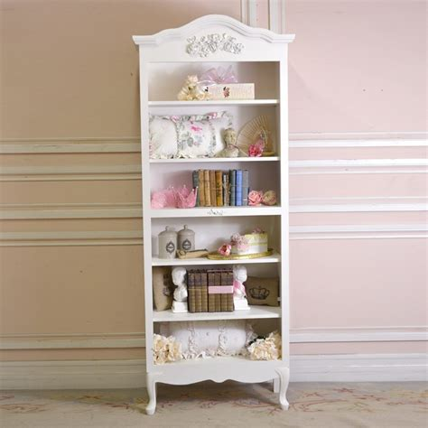 shabby chic bookcase decor doherty house popularity of